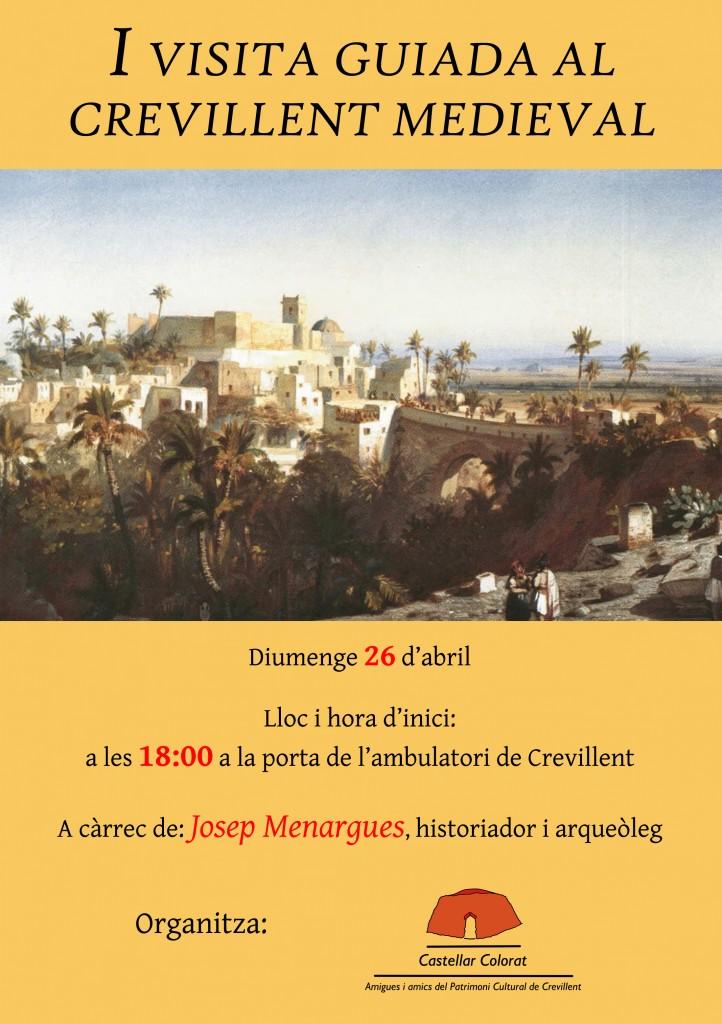 cartell eixida medievalB