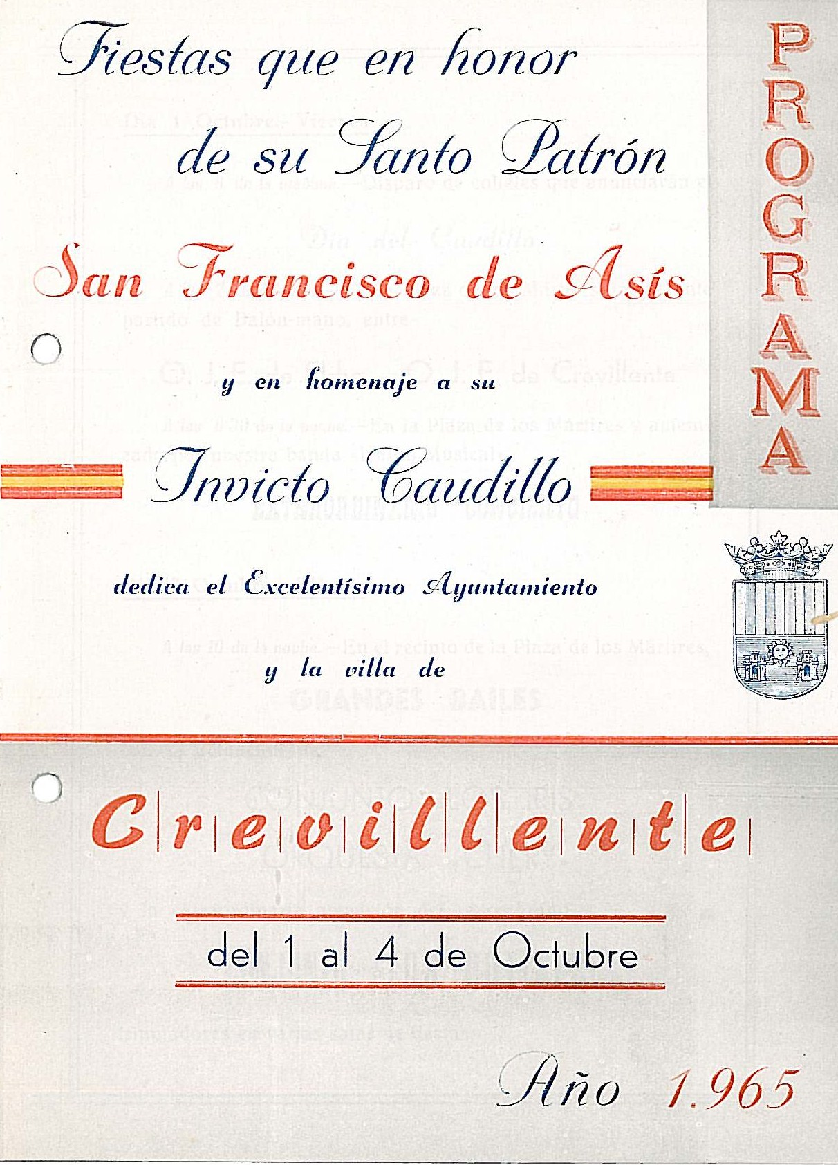 PROGRAMA S. FCO.