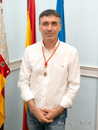 Portavoz del Grupo Municipal Socialista Fco. Javier Asensio