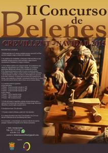 cartel concurso belenes 2015