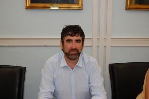 Concejal D. Javier Riquelme