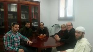 reunión comunidad islámica
