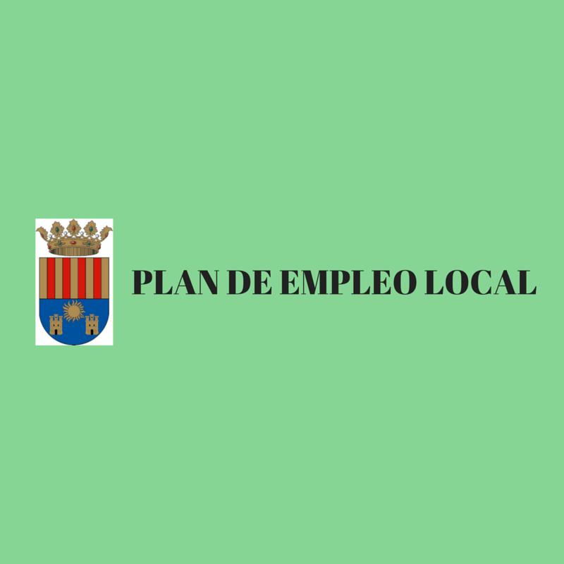 El Ayuntamiento pone en marcha la primera fase del Plan de Empleo Municipal 2018