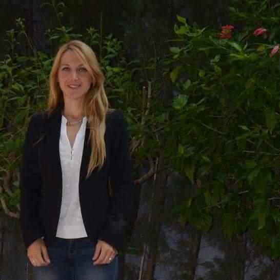 Noelia Pomares Concejal del Ayuntamiento de Crevillent. Grupo Ciudadanos