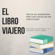 """El """"Libro Viajero"""" inicia su andadura por los colegios de Crevillent"""