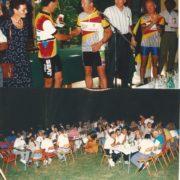 2ª Marcha ciclista a Fontenay, agosto de 1992